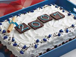 birthday cake decorations graduation cake decorations recipe myrecipes