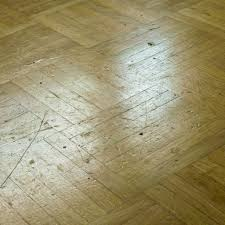 Scratched Laminate Wood Floor 3 Questions On A Dented U0026 Scratched Engineered Floorthe Floors To