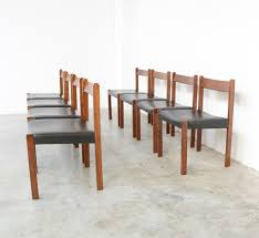 Vintage Dining Set Vintage Dining Chair By Alfred Hendrickx For Belform For Sale At