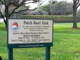 Boca Town Center Mall Map Patch Reef Park South Florida Finds