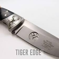 Folding Kitchen Knives Folding Pocket Knife Elk Ridge Deer Hunter Wildlife Camping