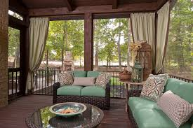Sun Porch Curtains Cool Design Screen Porch Curtains Outdoor For Screened In