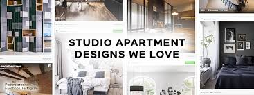studio apartment designs we love gobear singapore