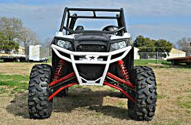 jeep prerunner bumper s3 power sports polaris rzr prerunner front bumper trail star audio