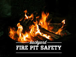 Backyard Campfire Backyard Fire Pit Safety Tips The Neighborhood