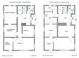Floor Plans Of Tv Show Houses Floorplan Our Renovation Blog
