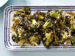 barefoot contessa roasted broccoli asiago roasted broccoli recipe food network kitchen food network