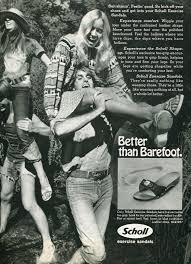 musings from marilyn the boho hipsters of 1972 dr scholl u0027s