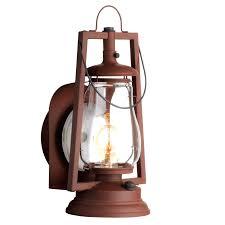 American Made Light Fixtures Western Wall Sconce Wall Mount Lantern Sutter S Mill Lantern Co