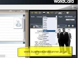 Worldcard Office Business Card Scanner Business Card Scanner Watch The Scanner In Action Youtube