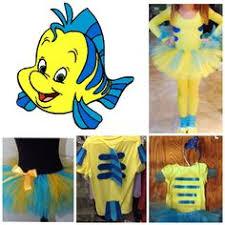 Baby Flounder Halloween Costume Homemade Ursula Costume Night Costumes