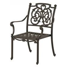 Hanamint Reviews by Hanamint St Augustine Dining Chair Patiosusa Com