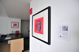 Gallery Art Wall New Startup Wants To Turn Spare Walls Into Independent Art