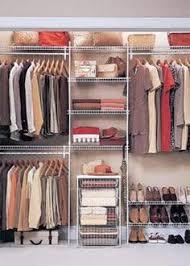closetmaid shelftrack 4 ft to 6 ft closet organizer kit