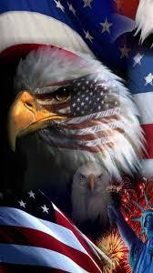 Eagles Flag Download American Eagle Flag Wallpaper Free For Mobile