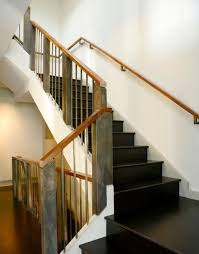How To Build A Banister For Stairs Modern Handrail Designs That Make The Staircase Stand Out