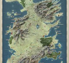 Map Of Westeros World by The Golden Ages Of China Vs Westeros Spacebattles Forums