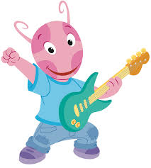 guitarist uniqua the backyardigans wiki fandom powered by wikia