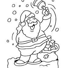 Père Noel  Coloriages thématiques  Page 2