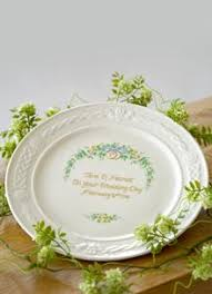personalized ceramic wedding plates personalized gifts personalized gifts from ireland