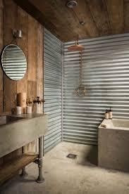 bathroom shower brick divider inspiration outside walls