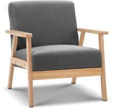 scandinavian armchair scandinavian armchair chairs ebay