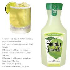 simply limeade margarita mmmmm drinks pinterest limeade