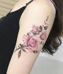 the 25 best flower tattoos ideas on pinterest floral tattoos