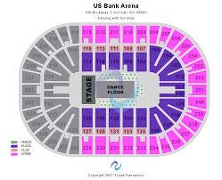Mohegan Sun Arena Floor Plan Cheap Us Bank Arena Tickets