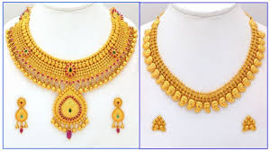 gold necklace photos images Latest simple gold necklace designs today fashion jpg