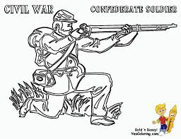 civil war coloring pages fablesfromthefriends com