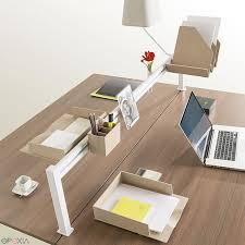 parure de bureau parure de bureau dualis epoxia mobilier