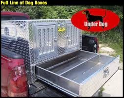 Truck Bed Dog Crate Woods U0026 Water Home