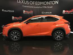 all new lexus nx compact new 2017 lexus nx 200t f sport series 1 4 door sport utility in