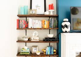 for the love of color bookcase styling inspired by charm