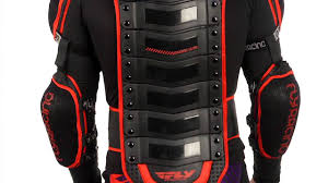 motocross safety gear 2014 fly barricade body armor long sleeve motocross atv dirt