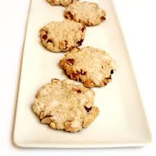 almond studded oatmeal shortbread cookies gift u0026 favor ideas