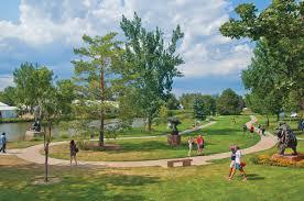Garden Art Pole Benson Sculpture Garden Visit Loveland