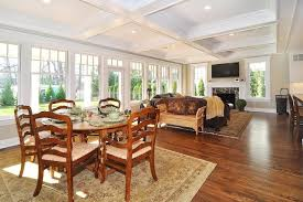 Upper Montclair NJ New Home Norman Road Traditional Family - Family room window ideas