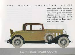 Oldride Classic Trucks Chevrolet - 1932 chevrolet six brochure photo picture