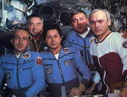 Sojuzs51 by Spaceflight Mission Report Soyuz T 14