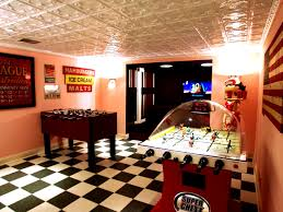 bathroom gorgeous recreation room games dpmikulich diner and
