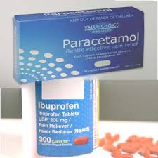 Obat Grafadon antara ibuprofen dan paracetamolmajalah sang buah hati