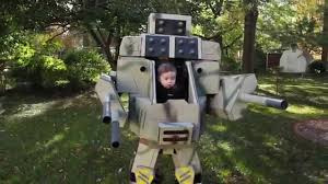 Halloween Costumes Call Duty Mechdaddy 2014
