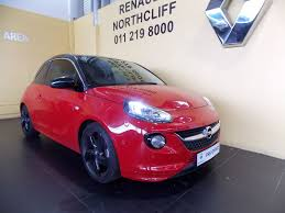 opel renault 2016 opel adam selling at r 194 900 renault northcliff the