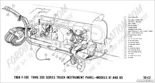 1968 mustang wiring diagram manual 1966 mustang wiring diagram
