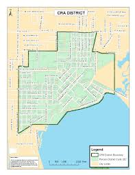 Map Of Kissimmee City Of Kissimmee Community Redevelopment Agency City Of