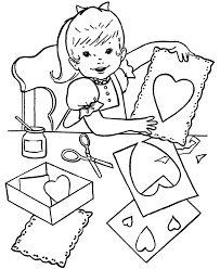 february coloring sheets interesting cliparts