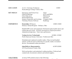 Radiology Tech Resume Mental Health Technician Resume Lukex Co