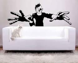 movement inducing wall stickers wall decals
